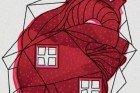 Poeta moçambicana lança - Os ângulos da casa -