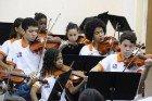 Orquestra Sinfônica Juvenil de Barra Mansa se apresenta em Itatiaia